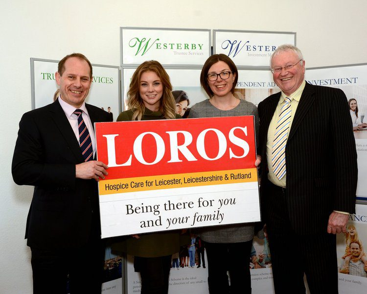 westerby team with Loros