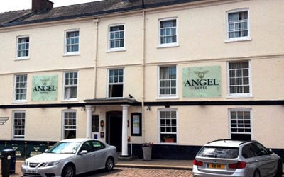 Client in the spotlight: The Angel Hotel