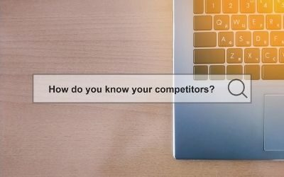 How to identify your competitors