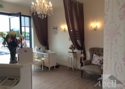Beauty Salon Refurbishment – Willington