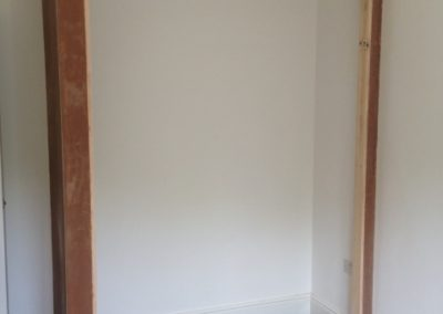 Bedroom renovation - Loughborough 5