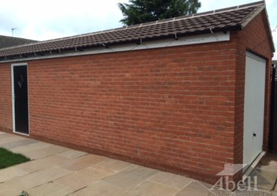 Garage, Utility Room and Office Build