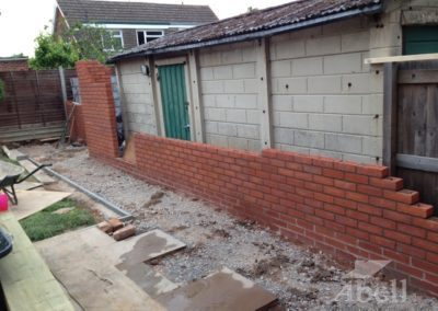Garage Utility Room and Office Build 5