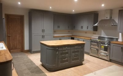 Planning a new kitchen extension