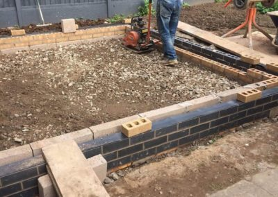 groundworks for single storey home extension