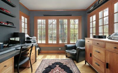 Home extensions: 5 tips for building an ideal home office