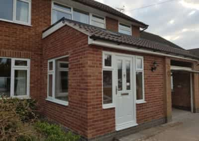 Front Extension in Ruddington