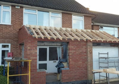 front house extension porch