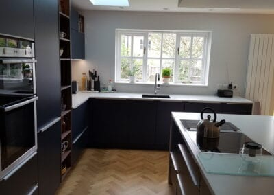 mountsorrel kitchen extension