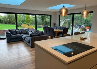 Kitchen and Utility Extension in Burton on the Wolds