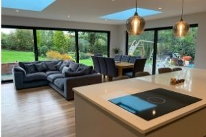 Loughborough kitchen extension