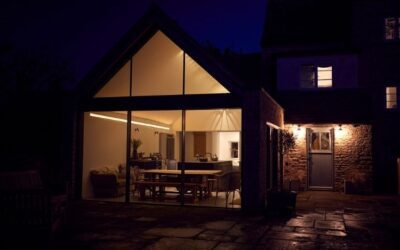 Small house extension ideas