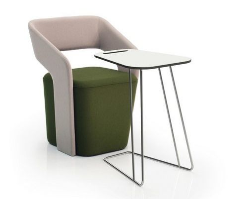 Slice individual office laptop table