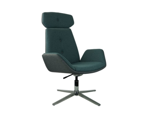 Reflect lounge chair for office
