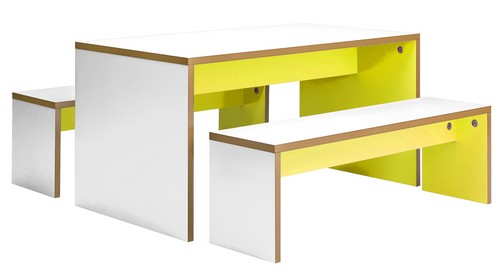 Forest Dining Bench