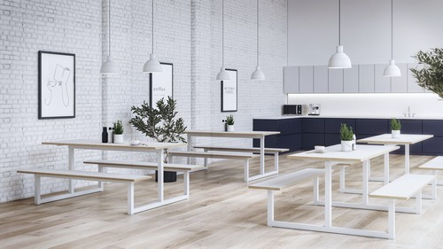 Parc dining benches